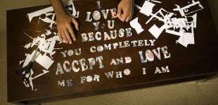 You Completely Accept & Love Me . . .