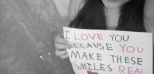 You Make These Smiles Real