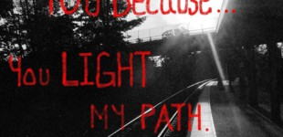 You Light My Path